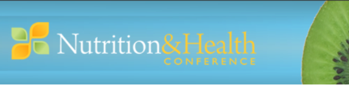 Nutrition and Health Conf